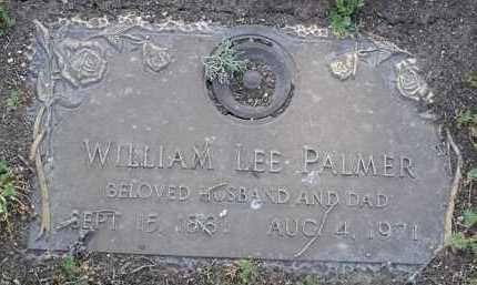 PALMER, WILLIAM LEE - Yavapai County, Arizona | WILLIAM LEE PALMER - Arizona Gravestone Photos