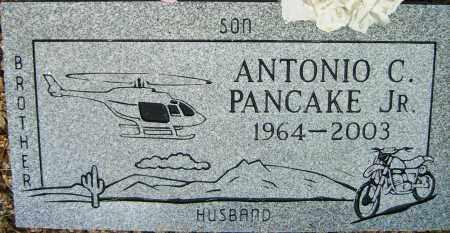 PANCAKE, JR., ANTONIO C. - Yavapai County, Arizona | ANTONIO C. PANCAKE, JR. - Arizona Gravestone Photos