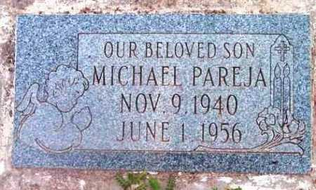 PAREJA, MICHAEL THEODORE - Yavapai County, Arizona | MICHAEL THEODORE PAREJA - Arizona Gravestone Photos