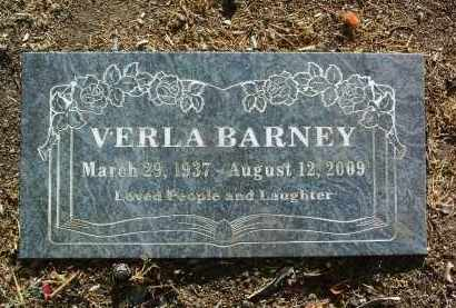 BARNEY PARK, VERLA - Yavapai County, Arizona | VERLA BARNEY PARK - Arizona Gravestone Photos