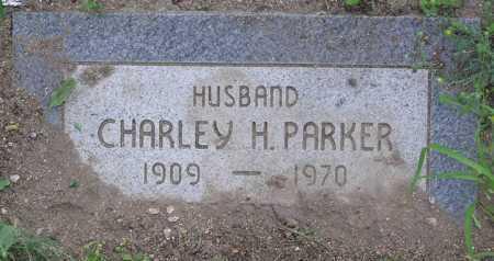 PARKER, CHARLEY HENRY - Yavapai County, Arizona | CHARLEY HENRY PARKER - Arizona Gravestone Photos