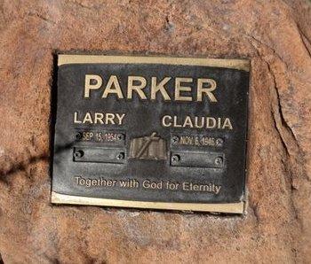 PARKER, CLAUDIA LYNN - Yavapai County, Arizona   CLAUDIA LYNN PARKER - Arizona Gravestone Photos