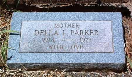 PARKER, DELLA LOU - Yavapai County, Arizona | DELLA LOU PARKER - Arizona Gravestone Photos