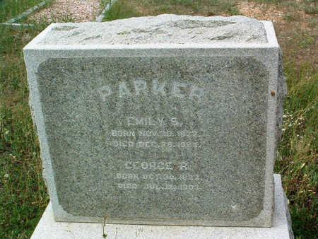 PARKER, EMILY SOPHIA - Yavapai County, Arizona | EMILY SOPHIA PARKER - Arizona Gravestone Photos
