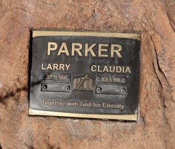 PARKER, LARRY - Yavapai County, Arizona | LARRY PARKER - Arizona Gravestone Photos