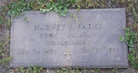 PARKS, HARVEY LEE - Yavapai County, Arizona | HARVEY LEE PARKS - Arizona Gravestone Photos