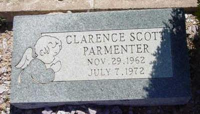 PARMENTER, CLARENCE S. - Yavapai County, Arizona   CLARENCE S. PARMENTER - Arizona Gravestone Photos