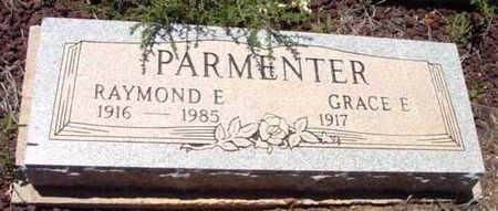 PARMENTER, RAYMOND E. - Yavapai County, Arizona | RAYMOND E. PARMENTER - Arizona Gravestone Photos