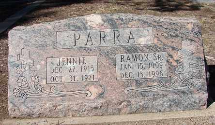 PARRA, JENNIE - Yavapai County, Arizona | JENNIE PARRA - Arizona Gravestone Photos