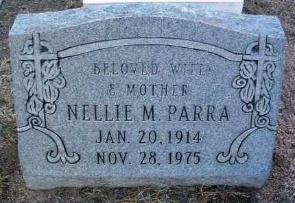 MARTINEZ PARRA, NELLIE M. - Yavapai County, Arizona | NELLIE M. MARTINEZ PARRA - Arizona Gravestone Photos