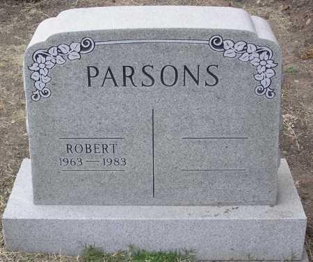 PARSONS, ROBERT - Yavapai County, Arizona | ROBERT PARSONS - Arizona Gravestone Photos