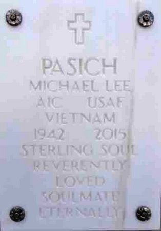PASICH, MICHAEL LEE - Yavapai County, Arizona | MICHAEL LEE PASICH - Arizona Gravestone Photos