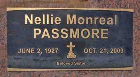 PASSMORE, NELLIE - Yavapai County, Arizona | NELLIE PASSMORE - Arizona Gravestone Photos