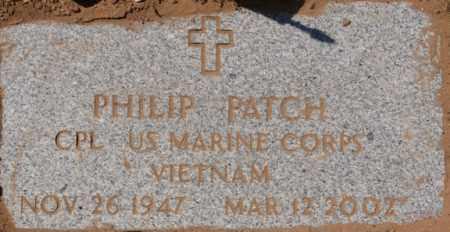 PATCH, PHILIP CHARLES - Yavapai County, Arizona | PHILIP CHARLES PATCH - Arizona Gravestone Photos
