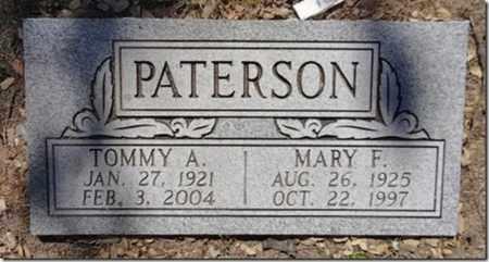 BOYLE PATERSON, MARY F. - Yavapai County, Arizona | MARY F. BOYLE PATERSON - Arizona Gravestone Photos