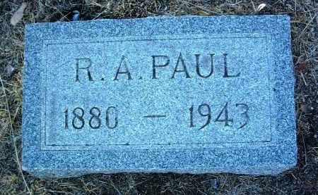 PAUL, ROSINA AMANDA - Yavapai County, Arizona   ROSINA AMANDA PAUL - Arizona Gravestone Photos