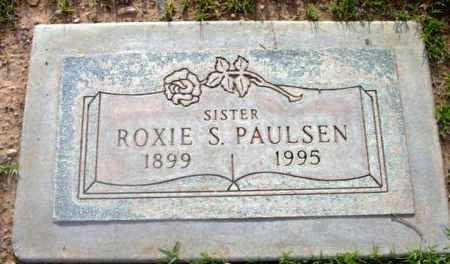 PAULSEN, ROXIE S. - Yavapai County, Arizona | ROXIE S. PAULSEN - Arizona Gravestone Photos