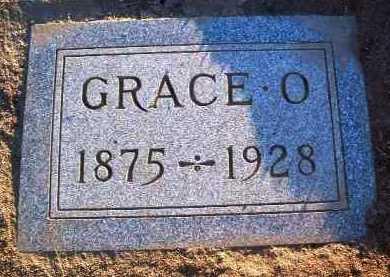 OLDHAM PEACH, GRACE G. - Yavapai County, Arizona | GRACE G. OLDHAM PEACH - Arizona Gravestone Photos