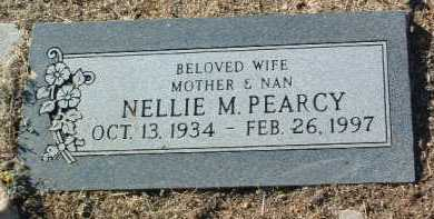 PEARCY, NELLIE M. - Yavapai County, Arizona | NELLIE M. PEARCY - Arizona Gravestone Photos