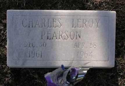 PEARSON, CHARLES LEROY - Yavapai County, Arizona | CHARLES LEROY PEARSON - Arizona Gravestone Photos
