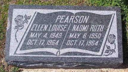 PEARSON, NAOMI RUTH - Yavapai County, Arizona | NAOMI RUTH PEARSON - Arizona Gravestone Photos