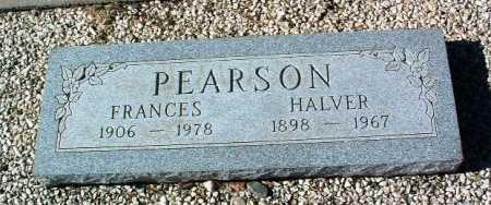 PEARSON, FRANCES - Yavapai County, Arizona | FRANCES PEARSON - Arizona Gravestone Photos