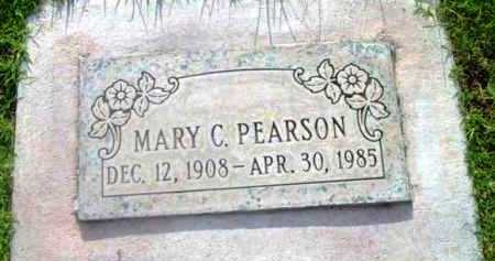 LILLY PEARSON, MARY C. - Yavapai County, Arizona | MARY C. LILLY PEARSON - Arizona Gravestone Photos