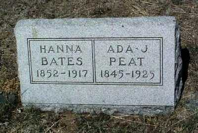 PEAT, ADA J. - Yavapai County, Arizona | ADA J. PEAT - Arizona Gravestone Photos