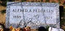 PEDERSEN, ALFRED A. - Yavapai County, Arizona | ALFRED A. PEDERSEN - Arizona Gravestone Photos