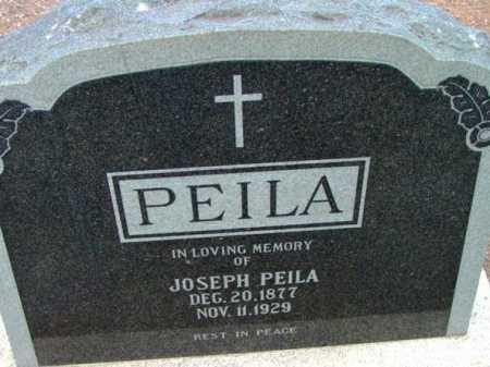 PEILA, JOSEPH - Yavapai County, Arizona | JOSEPH PEILA - Arizona Gravestone Photos