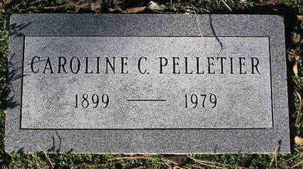 PELLETIER, CAROLINE C - Yavapai County, Arizona | CAROLINE C PELLETIER - Arizona Gravestone Photos