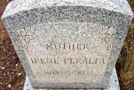 PERALTA, IRENE - Yavapai County, Arizona | IRENE PERALTA - Arizona Gravestone Photos