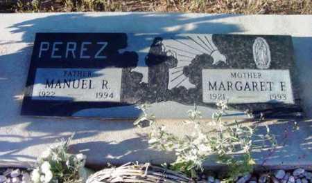 PEREZ, MARGARET E. - Yavapai County, Arizona | MARGARET E. PEREZ - Arizona Gravestone Photos