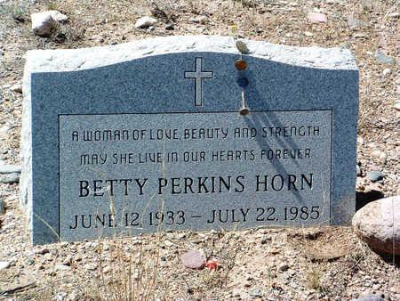 PERKINS, BETTY - Yavapai County, Arizona | BETTY PERKINS - Arizona Gravestone Photos
