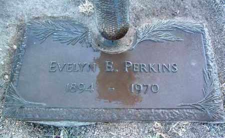 PERKINS, EVELYN E. - Yavapai County, Arizona | EVELYN E. PERKINS - Arizona Gravestone Photos