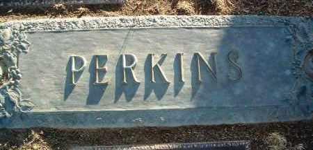 PERKINS, FAMILY HEADSTONE - Yavapai County, Arizona | FAMILY HEADSTONE PERKINS - Arizona Gravestone Photos