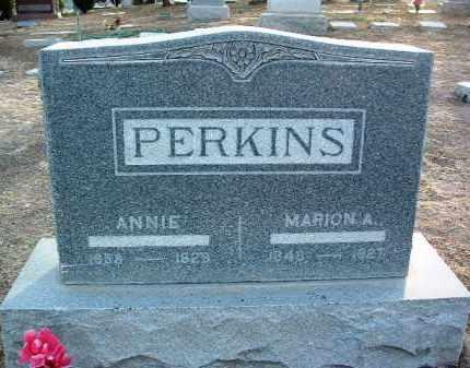YORK PERKINS, HARRIET ANN - Yavapai County, Arizona   HARRIET ANN YORK PERKINS - Arizona Gravestone Photos