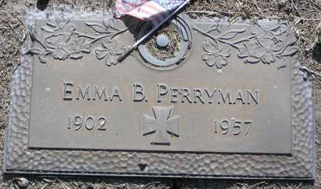 PERRYMAN, EMMA BELLE - Yavapai County, Arizona | EMMA BELLE PERRYMAN - Arizona Gravestone Photos