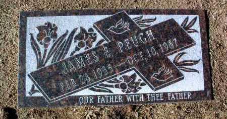 PEUGH, JAMES EWING - Yavapai County, Arizona | JAMES EWING PEUGH - Arizona Gravestone Photos