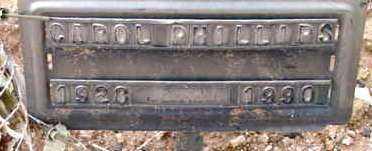 PHILLIPS, CAROL - Yavapai County, Arizona | CAROL PHILLIPS - Arizona Gravestone Photos