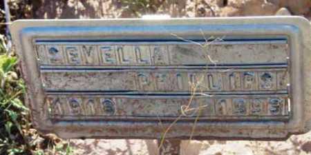 PHILLIPS, EVELLA - Yavapai County, Arizona | EVELLA PHILLIPS - Arizona Gravestone Photos