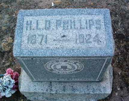 PHILLIPS, HARRISON LINCOLN - Yavapai County, Arizona | HARRISON LINCOLN PHILLIPS - Arizona Gravestone Photos