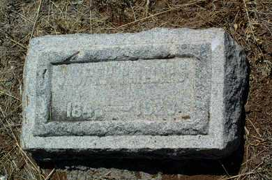 PHILLIPS, JASPER - Yavapai County, Arizona | JASPER PHILLIPS - Arizona Gravestone Photos