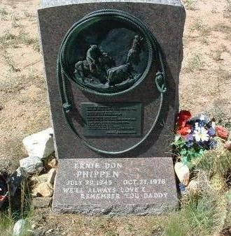PHIPPEN, ERNIE DON - Yavapai County, Arizona | ERNIE DON PHIPPEN - Arizona Gravestone Photos