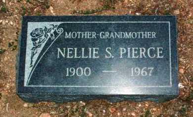 STITH PIERCE, NELLIE GLADYS - Yavapai County, Arizona | NELLIE GLADYS STITH PIERCE - Arizona Gravestone Photos