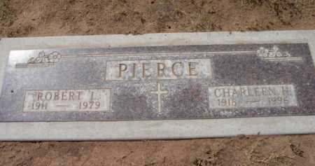 PIERCE, CHARLEEN H. - Yavapai County, Arizona | CHARLEEN H. PIERCE - Arizona Gravestone Photos