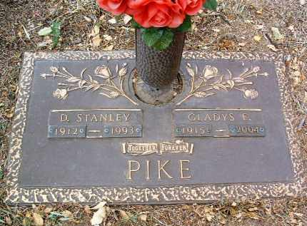 PIKE, GLADYS EMILY - Yavapai County, Arizona | GLADYS EMILY PIKE - Arizona Gravestone Photos