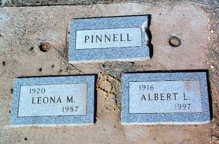 PINNELL, LEONA MARIE - Yavapai County, Arizona | LEONA MARIE PINNELL - Arizona Gravestone Photos