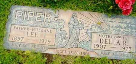 PIPER, DELLA R. - Yavapai County, Arizona | DELLA R. PIPER - Arizona Gravestone Photos