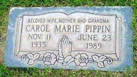 PIPPIN, CAROL MARIE - Yavapai County, Arizona   CAROL MARIE PIPPIN - Arizona Gravestone Photos